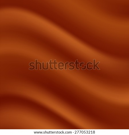 Vector Red Wave Background. Abstract Red Satin Texture. - stock vector