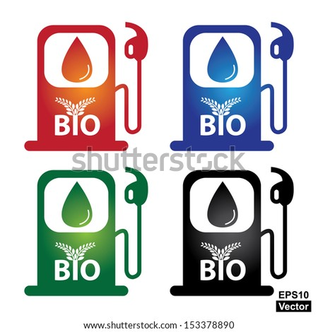 Abstract Colorful Illustration With A Gas Pump Fueling The Abstract Free Engine Image For User