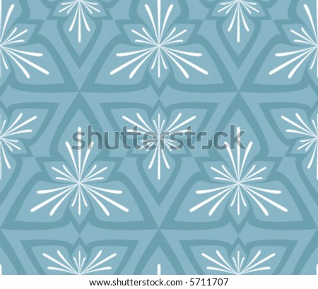 Vector seamless background abstract pattern - stock vector
