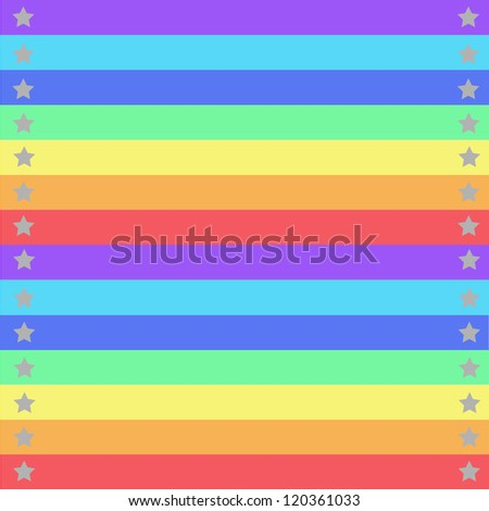 vector seamless  background colorful