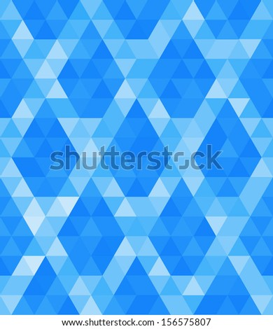 Vector seamless background of geometrical drops