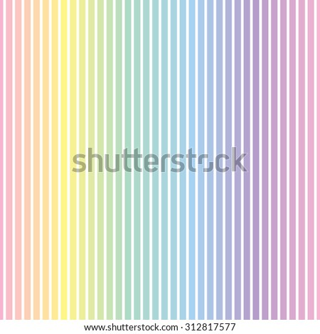 Vector seamless color abstract stripes geometric pattern