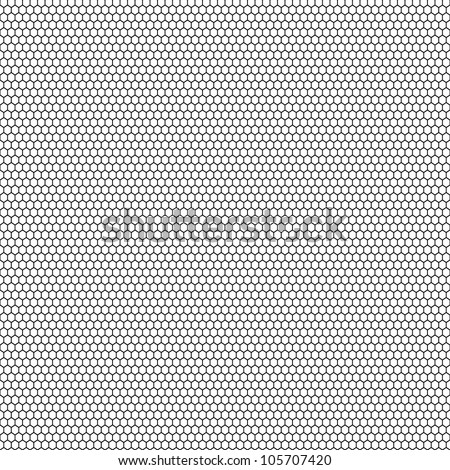 Vector seamless mesh - stock vector