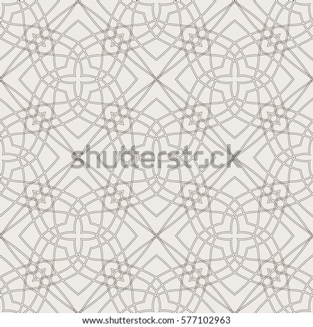 Vector seamless pattern. Geometric seamless Vector pattern. Fashion graphic. Background design. Modern stylish texture. Repeating geometric tiles
