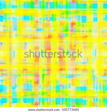Vector seamless pattern. Irregular abstract linear grid. Geometric texture. Chaotic covering.