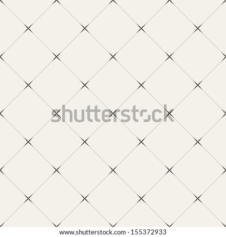 Vector seamless pattern. Modern stylish texture. Repeating geometric tiles of rhombuses