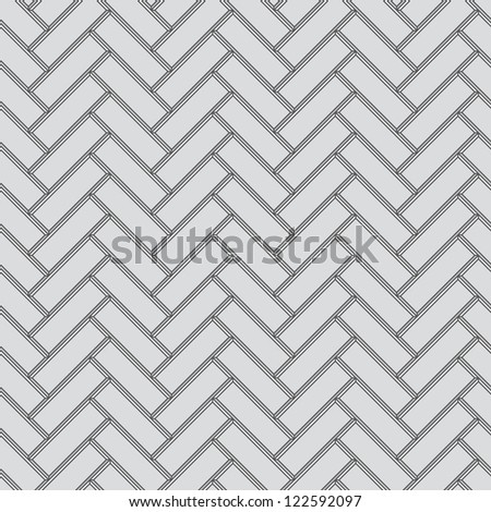 Vector seamless pattern - parquet flooring