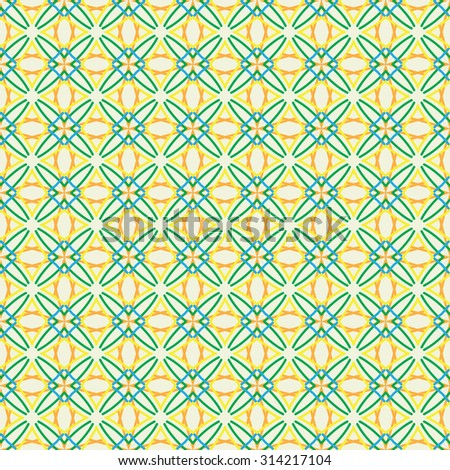 Vector seamless pattern. Seamless background pattern. Modern stylish texture. Repeating geometric.