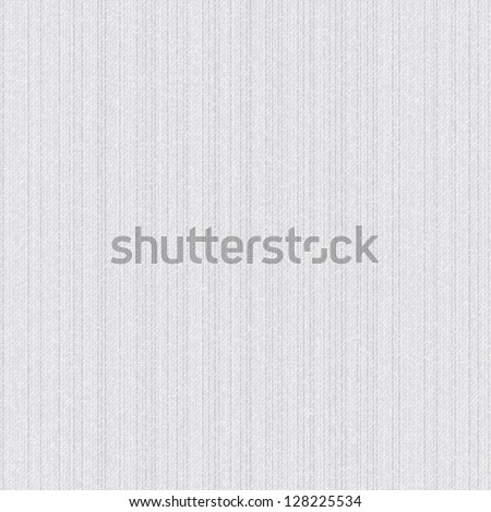 Vector seamless texture of light denim, - stock vector