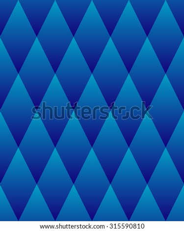 Vector seamless texture with optical illusion - stock vector