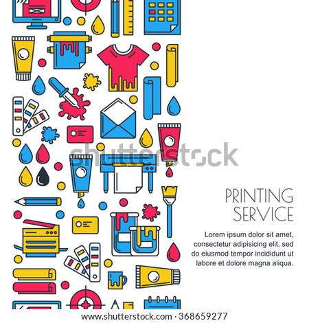 Printing Services Stock Images Royalty Free Images