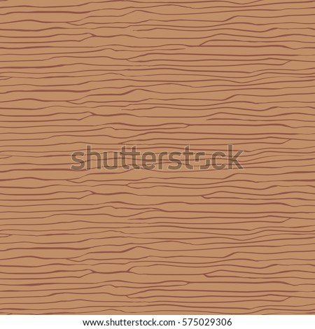 Vector Seamless Walnut Wood Texture Light Brown Usable As Background For Website Packaging