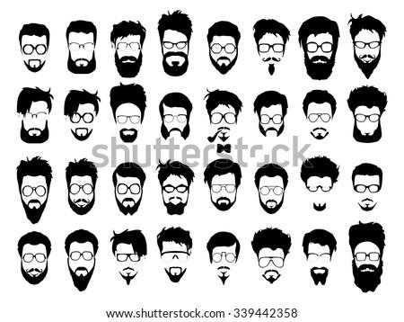 Pleasant Beard Stock Photos Royalty Free Images Amp Vectors Shutterstock Short Hairstyles Gunalazisus