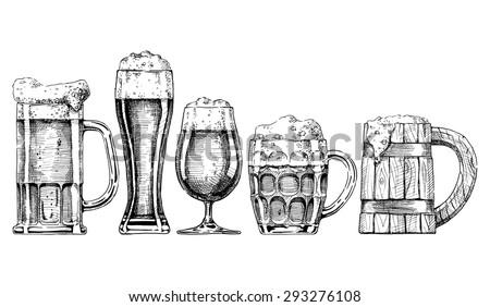beer glass stock images royalty free images vectors shutterstock. Black Bedroom Furniture Sets. Home Design Ideas