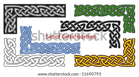 Celtic Border Stock Images, Royalty-Free Images & Vectors ...