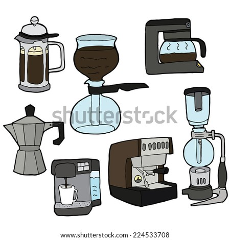 Drip Coffee Maker Stock Images, Royalty-Free Images & Vectors Shutterstock
