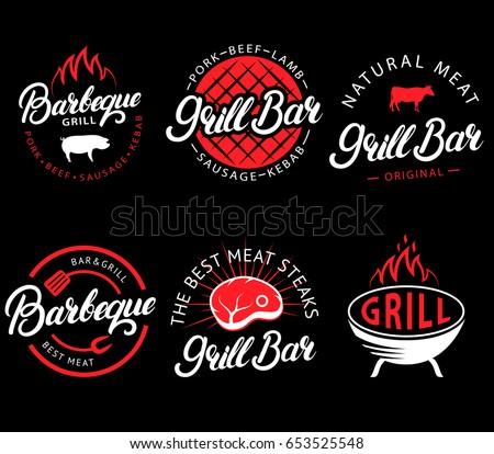red retro kitchen wallpaper