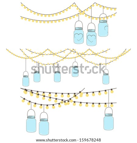 String of lights Stock Photos, Images, & Pictures Shutterstock