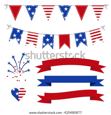 patriotic border stock images royaltyfree images