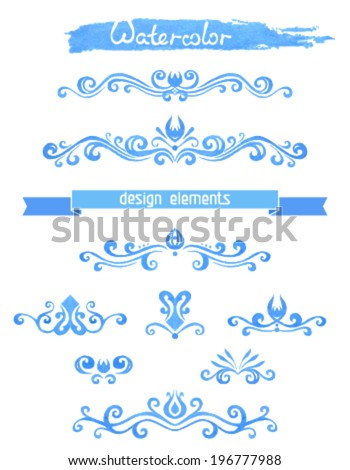 Text dividers stock photos images pictures shutterstock for A text decoration