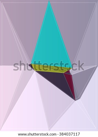vector shape background art colorful color abstract