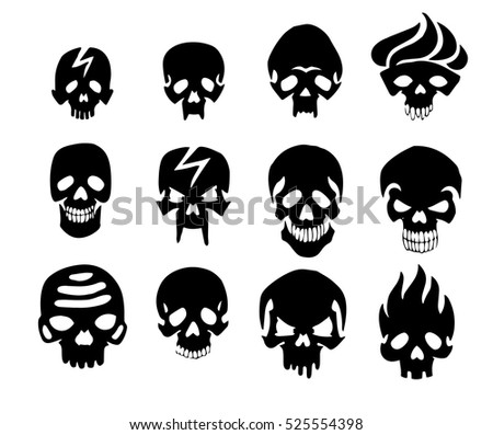 pirate skull stock images royalty free images vectors