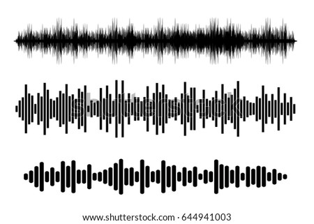 sound waves allow us to hear Sound doesn't move through space because there are no molecules to convey it so, why did apollo astronauts report hearing music when orbiting the moon the beauty of the stars and galaxies is largely a visual experience if objects make sound waves, they're too low or too high for us to hear.