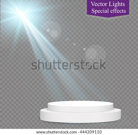 vector spotlight.star.glare