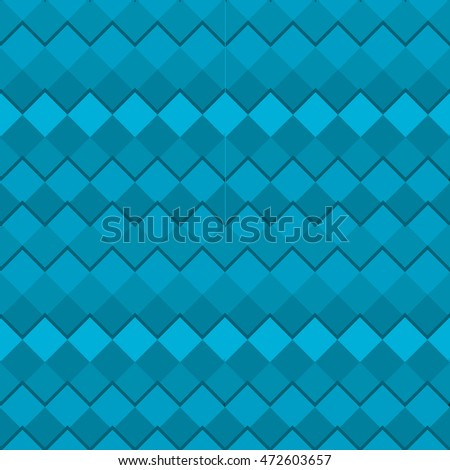 Vector - Square Background / Pattern graphic