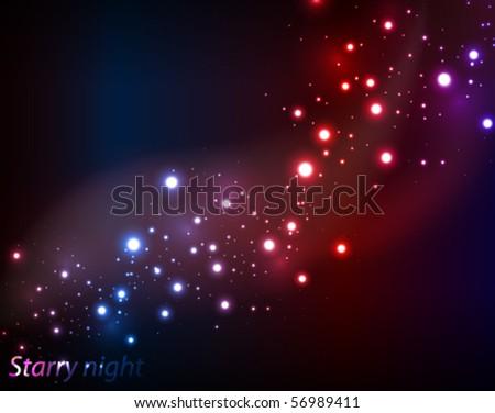 vector stars - stock vector