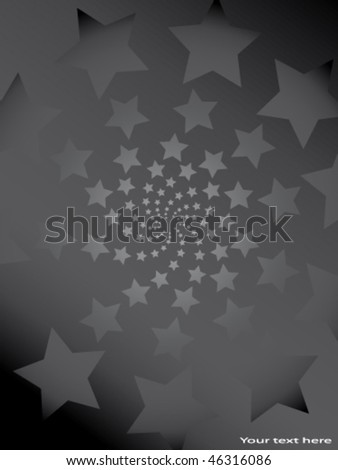 vector stars background