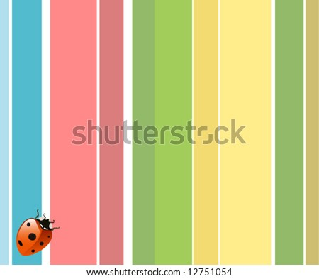Vector - Stripes Design Wallpaper