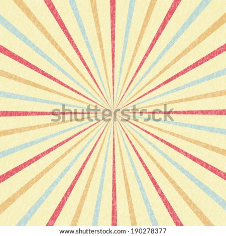 Excellent sunburst vector pictures