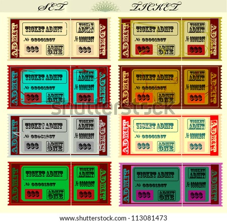 Event Ticket Template Photos RoyaltyFree Images Vectors – Design Tickets Template