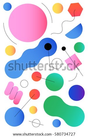 Random Shapes Stock Images, Royalty-Free Images &amp- Vectors ...