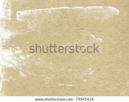vector texture of the old paper - stock vector