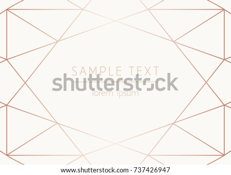 Card background stock images royalty free images vectors vector trendy design template for wedding or birthday invitation brochure poster or business card reheart Image collections