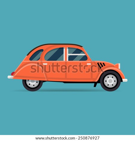 Old European Car Stock Images Royalty Free Images Vectors