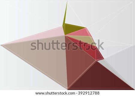 vector triangle backdrop pattern texture abstract background