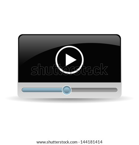 Vector video player for web