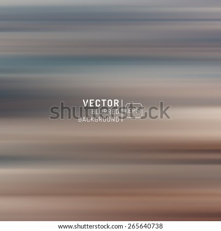 vector vintage background. Vector blurred background in brown, web and mobile interface template. Design element. - stock vector