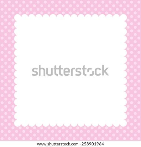 Vector vintage card  for congratulation design. Vector. - stock vector