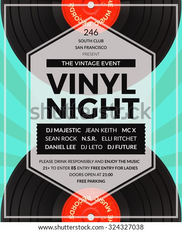 Vinyl Record Background Stock Images Royalty Free Images