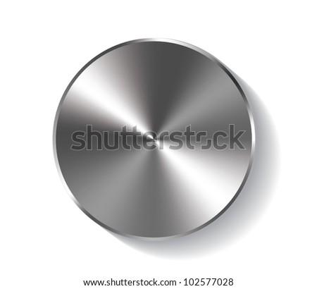 Vector volume control. Editable - stock vector