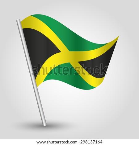 jamaican flag pole - photo #15