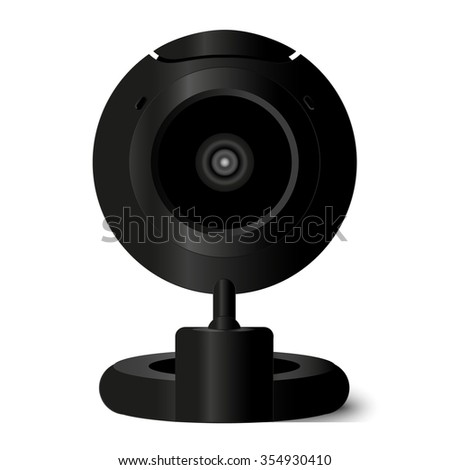 Vector web-camera for personal computer and notebook
