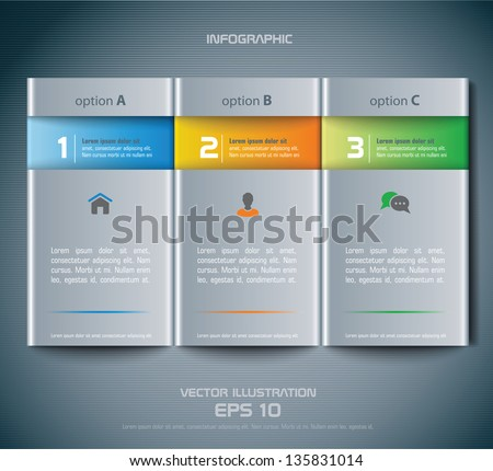 vector web elements - stock vector