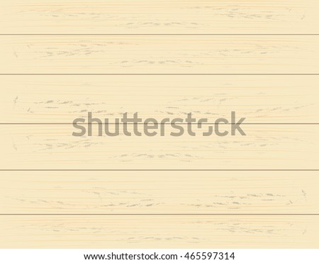 Vector wood plank background. Vector illustration
