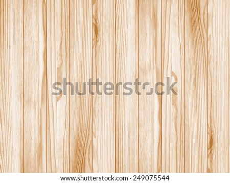 vector wood texture background - stock vector