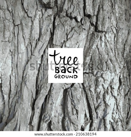 Vector Wood Texture Background for Your Design - stock vector